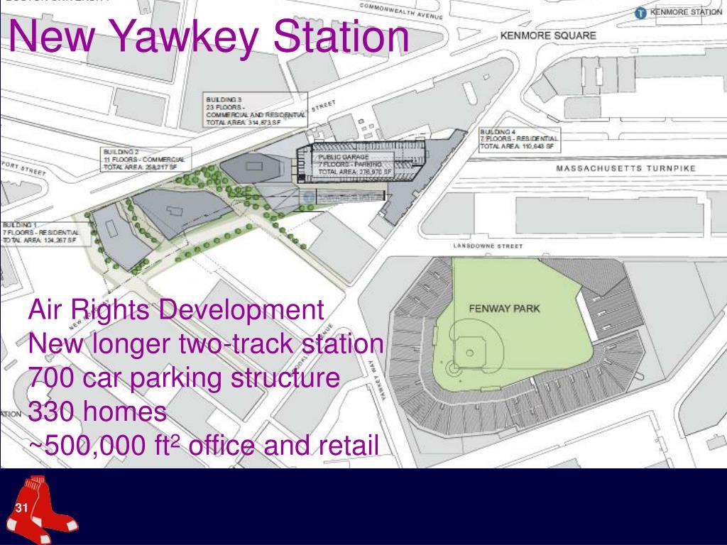 New Yawkey Station