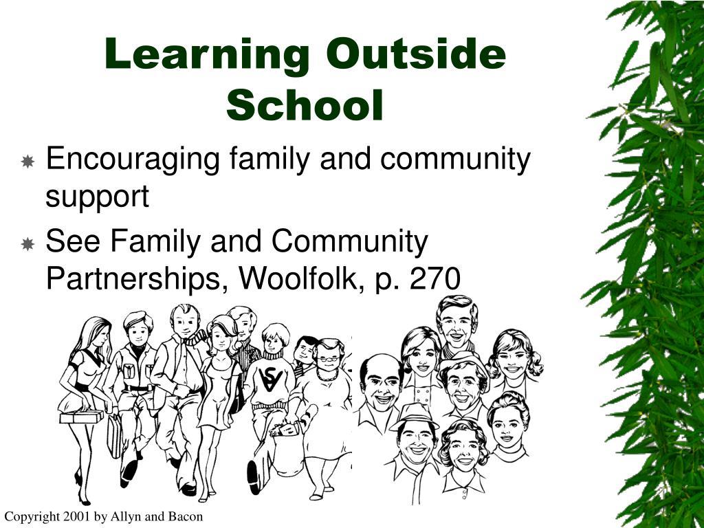 Learning Outside School