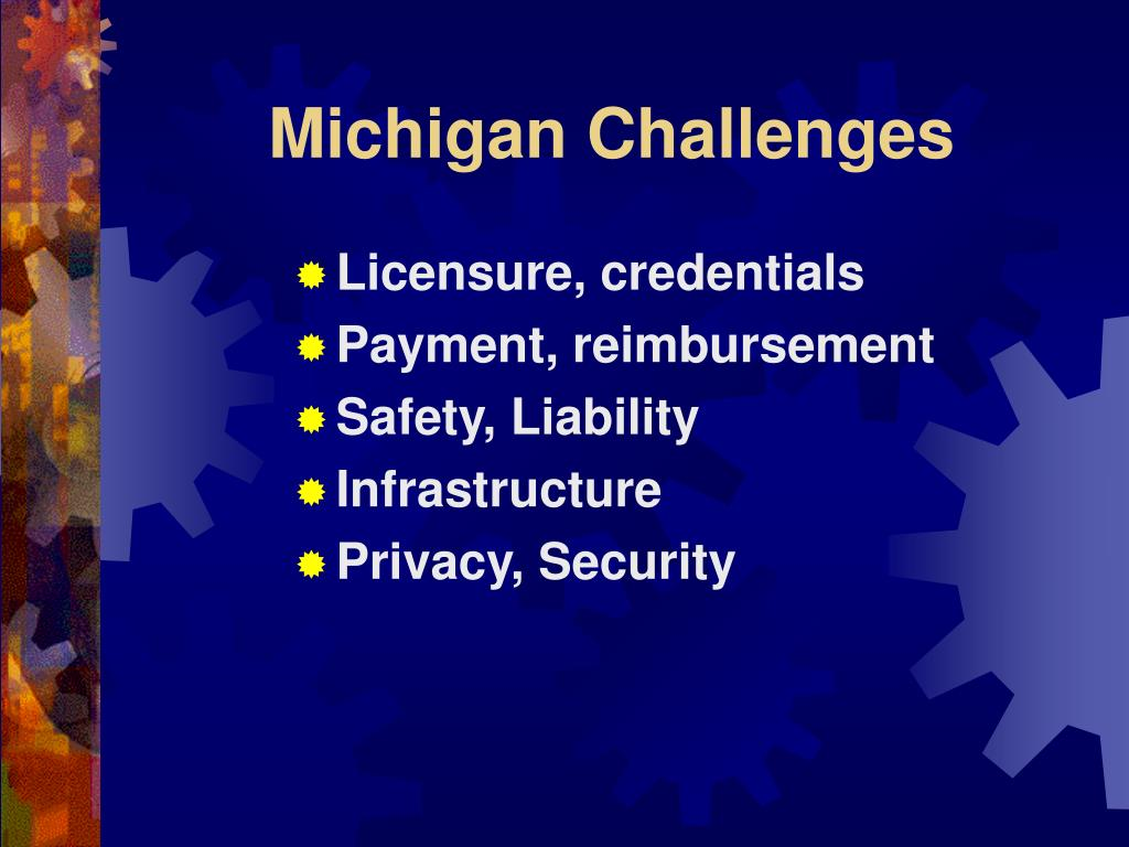 Michigan Challenges