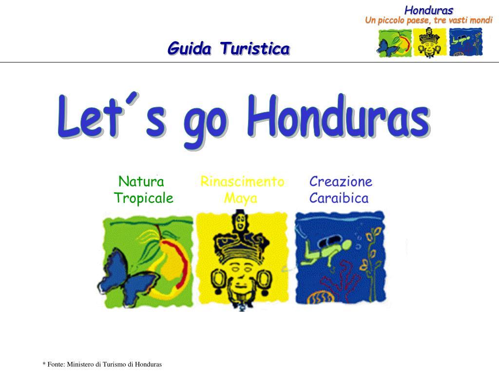 Let´s go Honduras