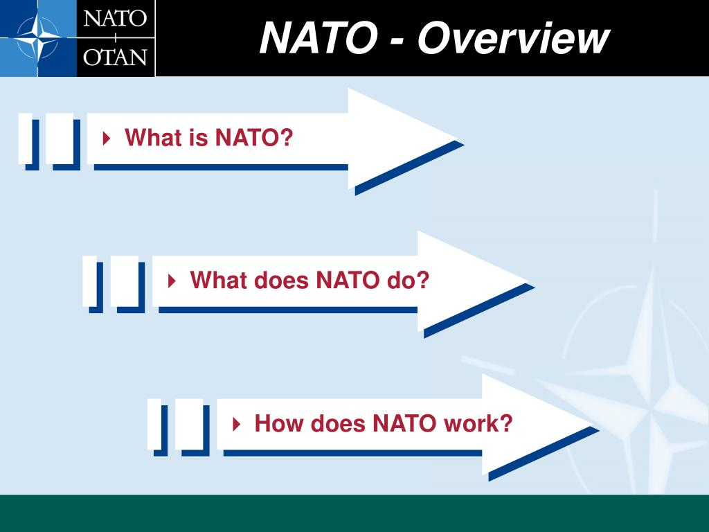 NATO - Overview