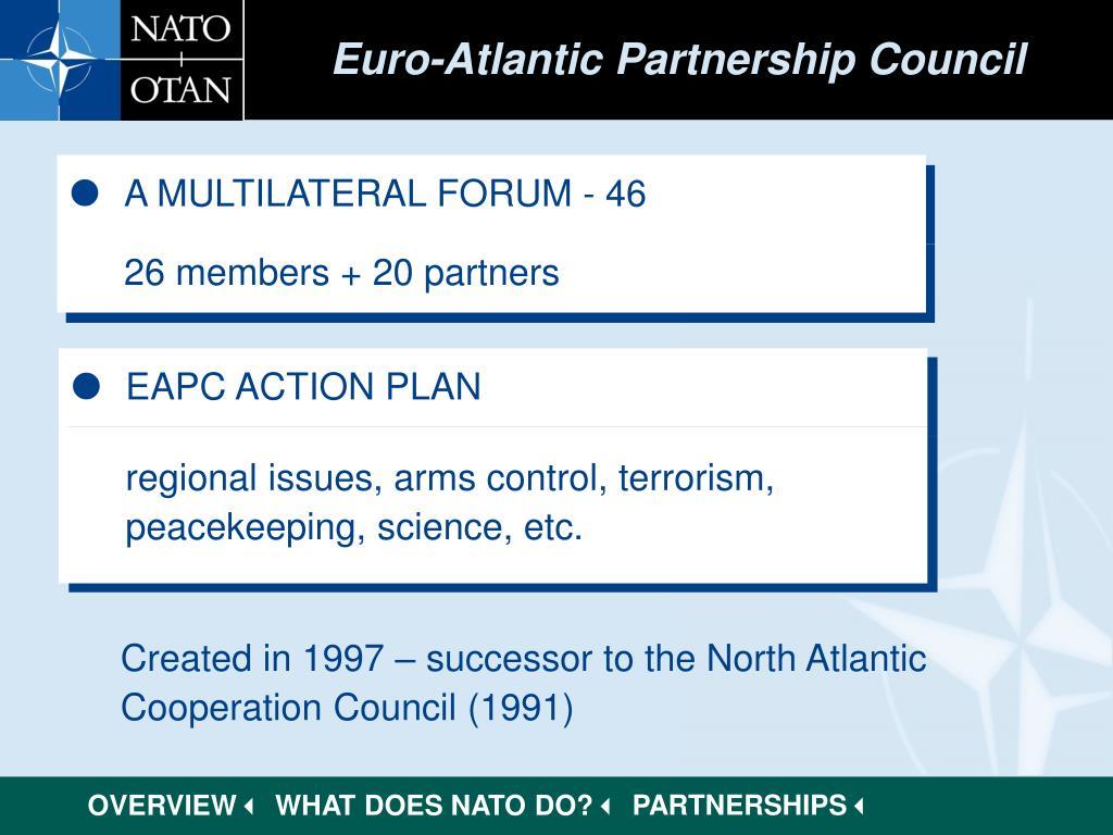 Euro-Atlantic Partnership Council