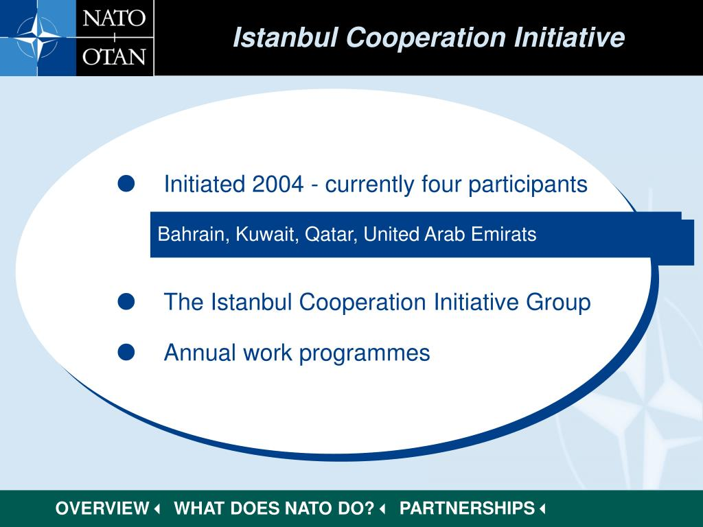 Istanbul Cooperation Initiative