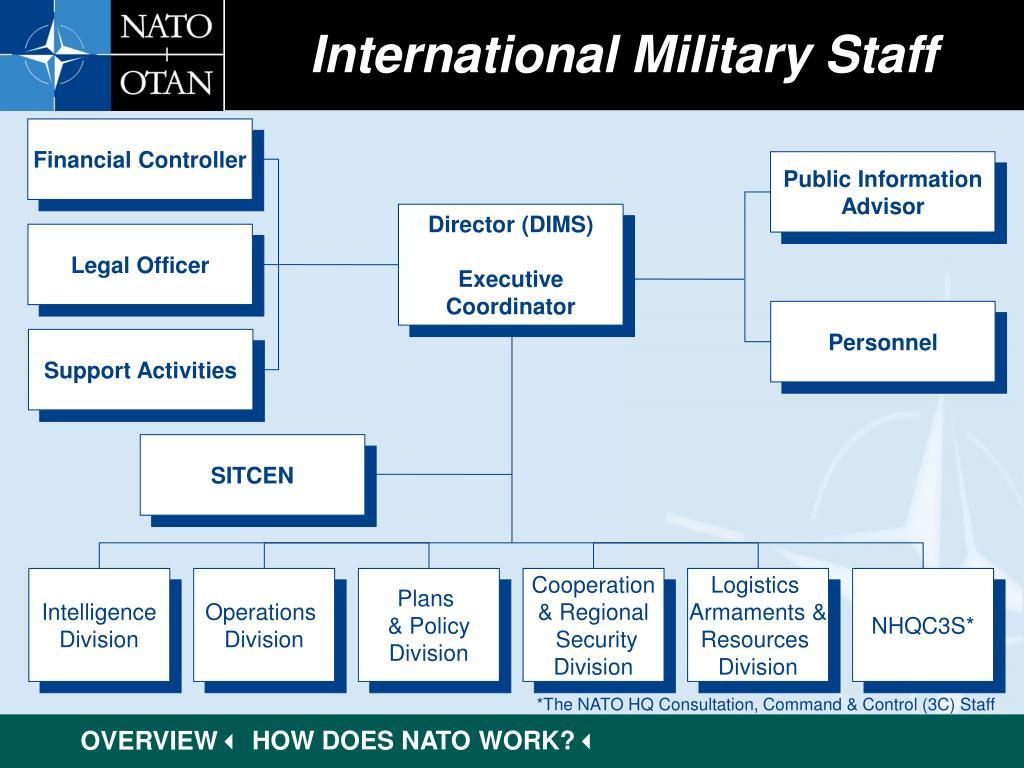 International Military Staff