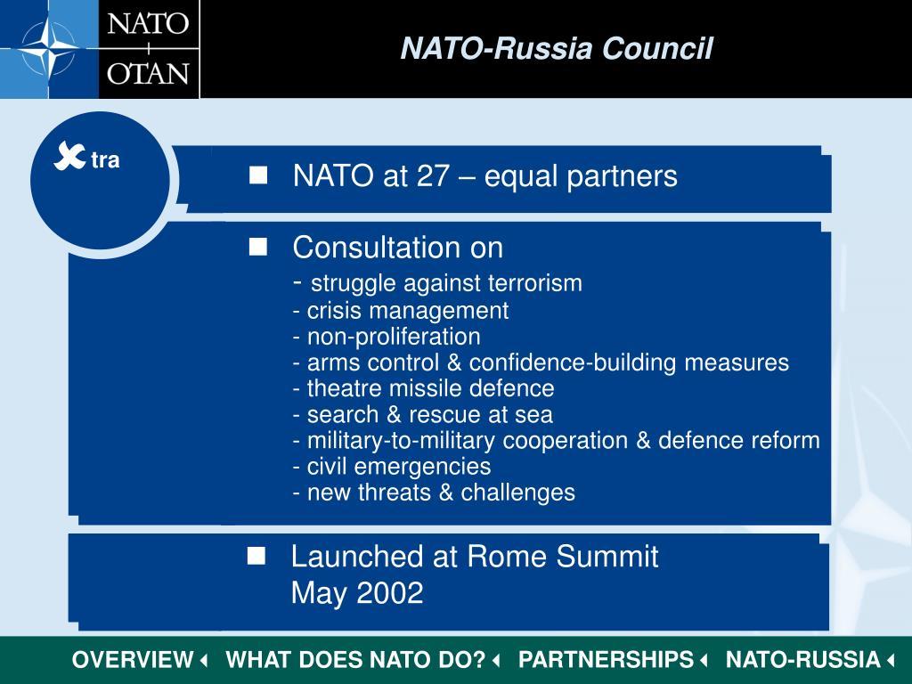 NATO-Russia Council