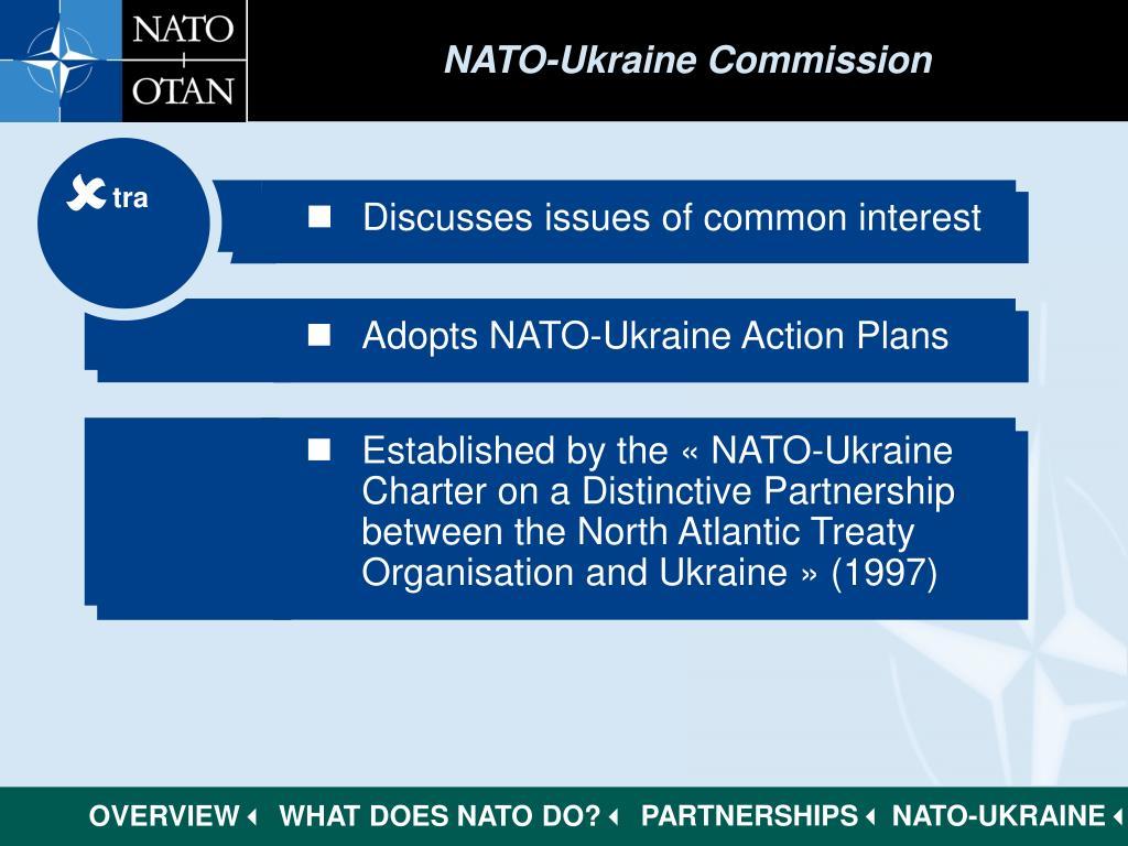 NATO-Ukraine Commission