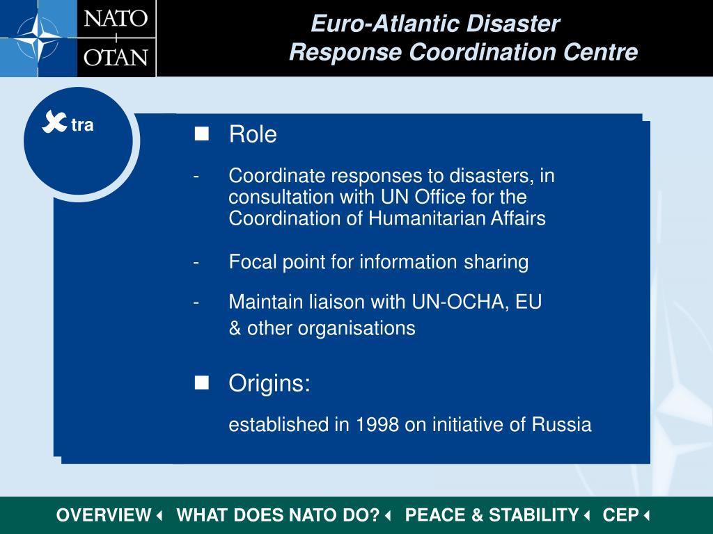 Euro-Atlantic Disaster