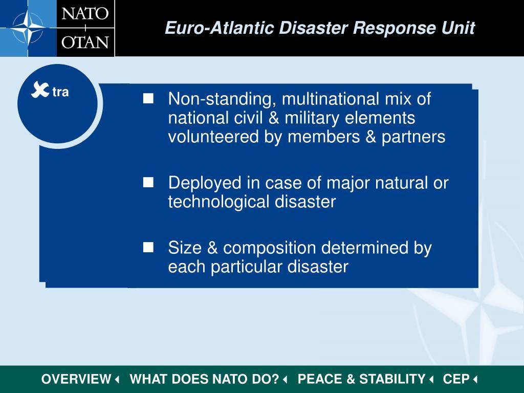 Euro-Atlantic Disaster Response Unit