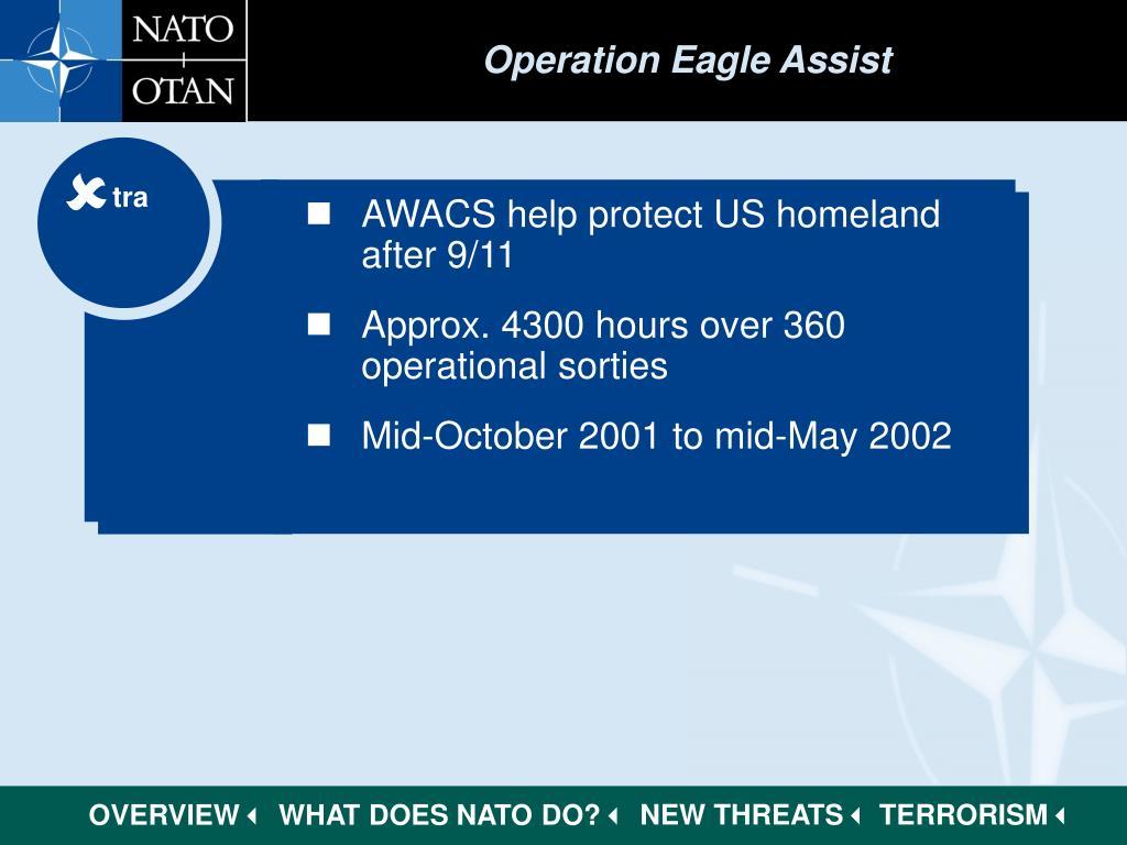Operation Eagle Assist