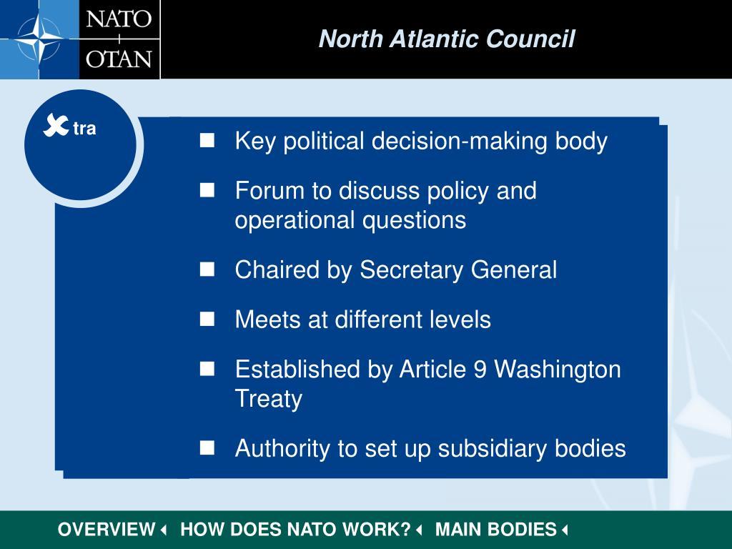 North Atlantic Council