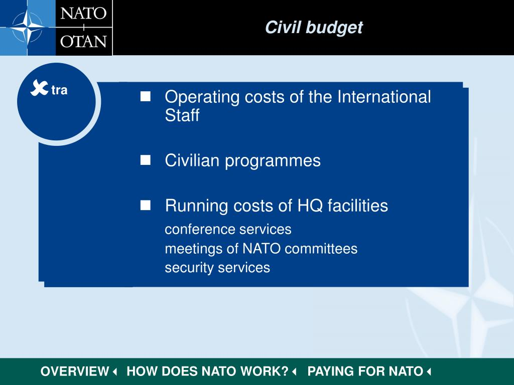 Civil budget