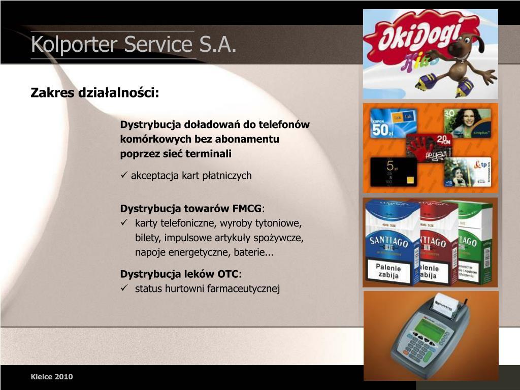 Kolporter Service S.A.