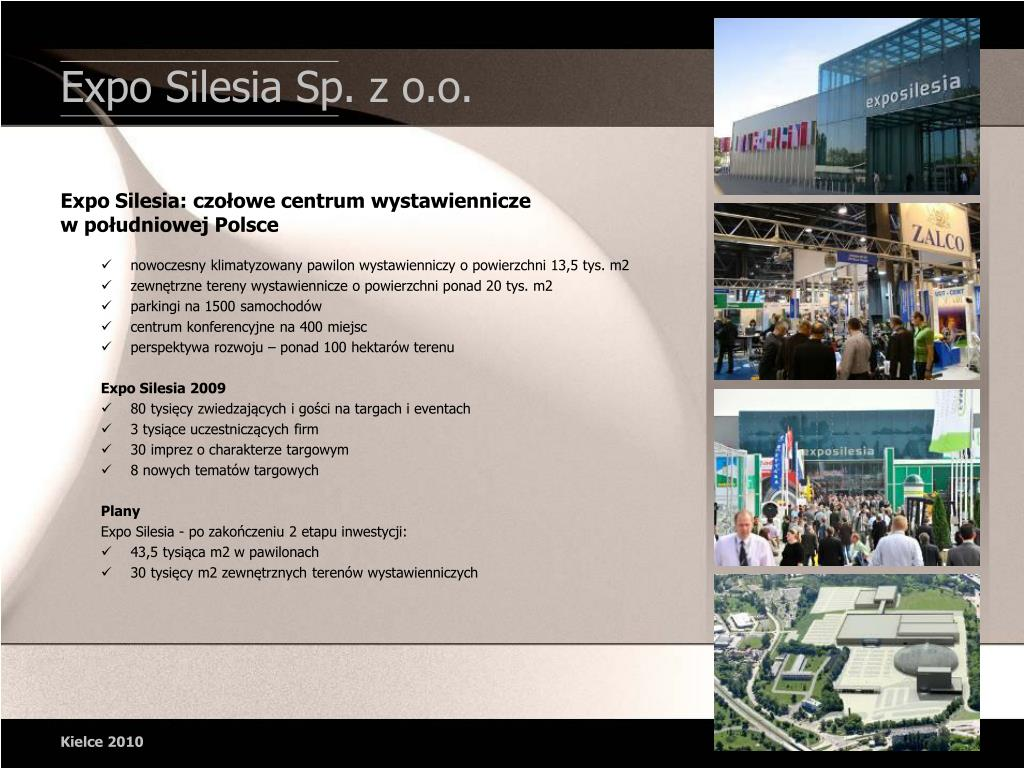 Expo Silesia Sp. z o.o.