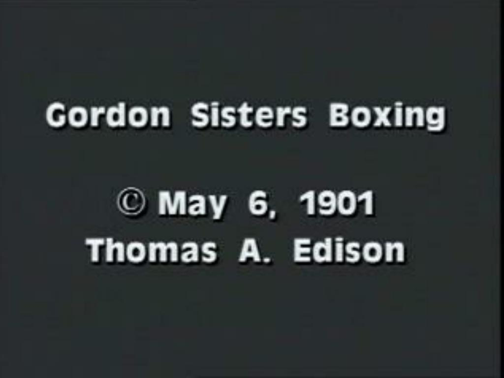 The Gordon Sisters