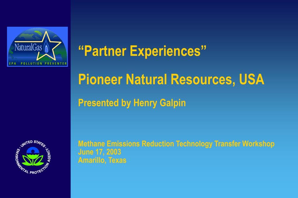 """Partner Experiences"""