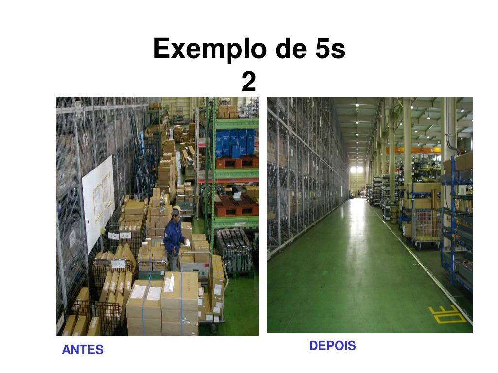 Exemplo de 5s