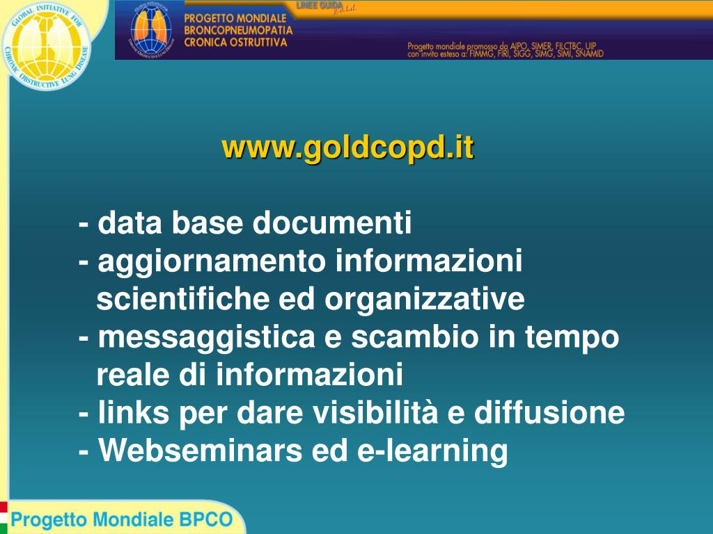 www.goldcopd.it