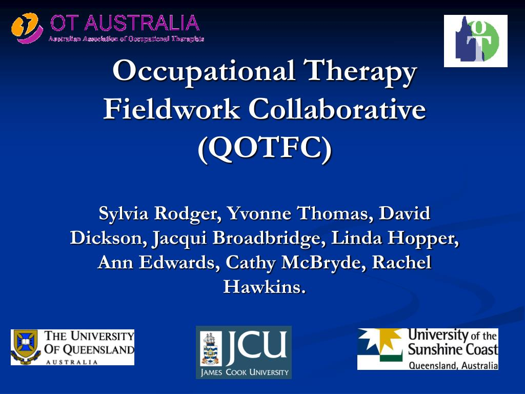 Occupational Therapy Fieldwork Collaborative (QOTFC)