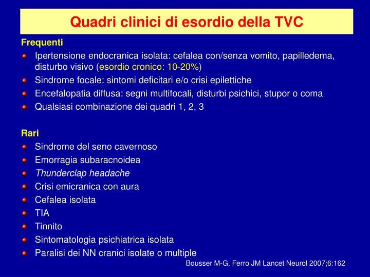 PPT - LA TROMBOSI VENOSA CEREBRALE PowerPoint Presentation..