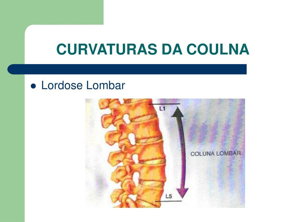 CURVATURAS DA COULNA
