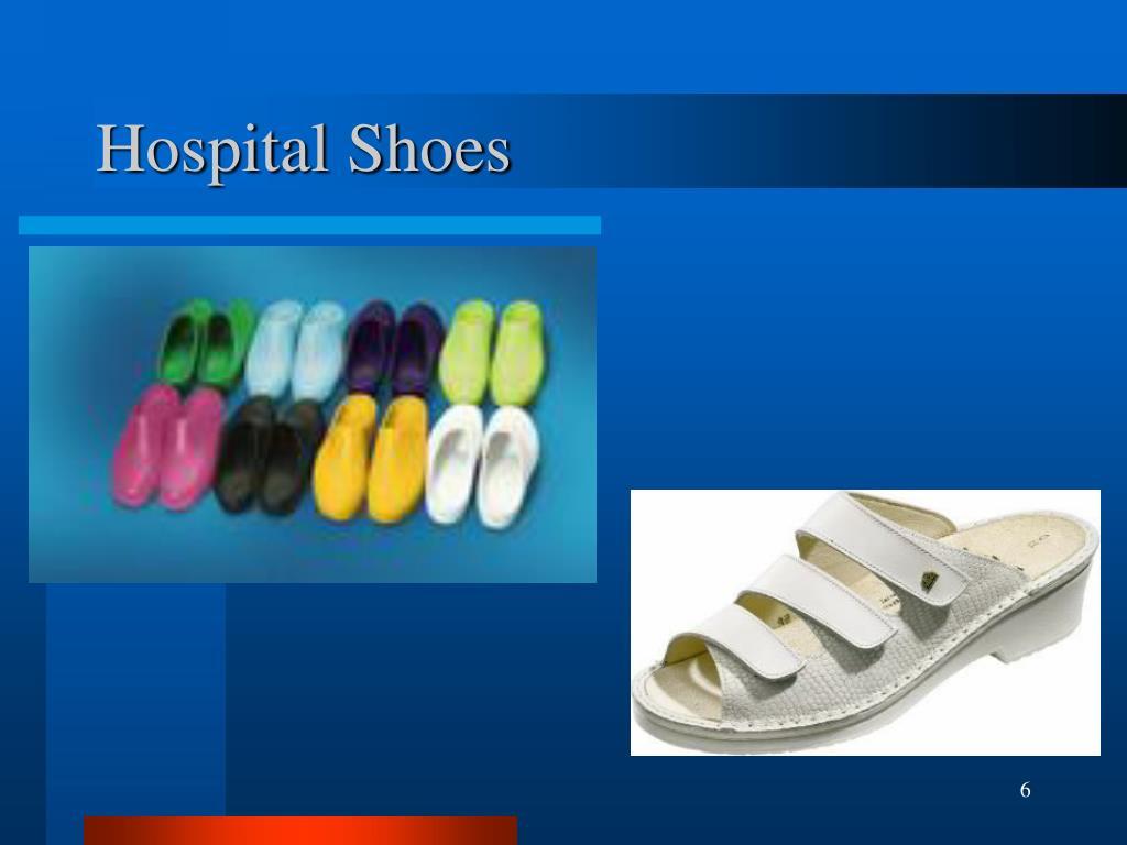 Hospital Shoes