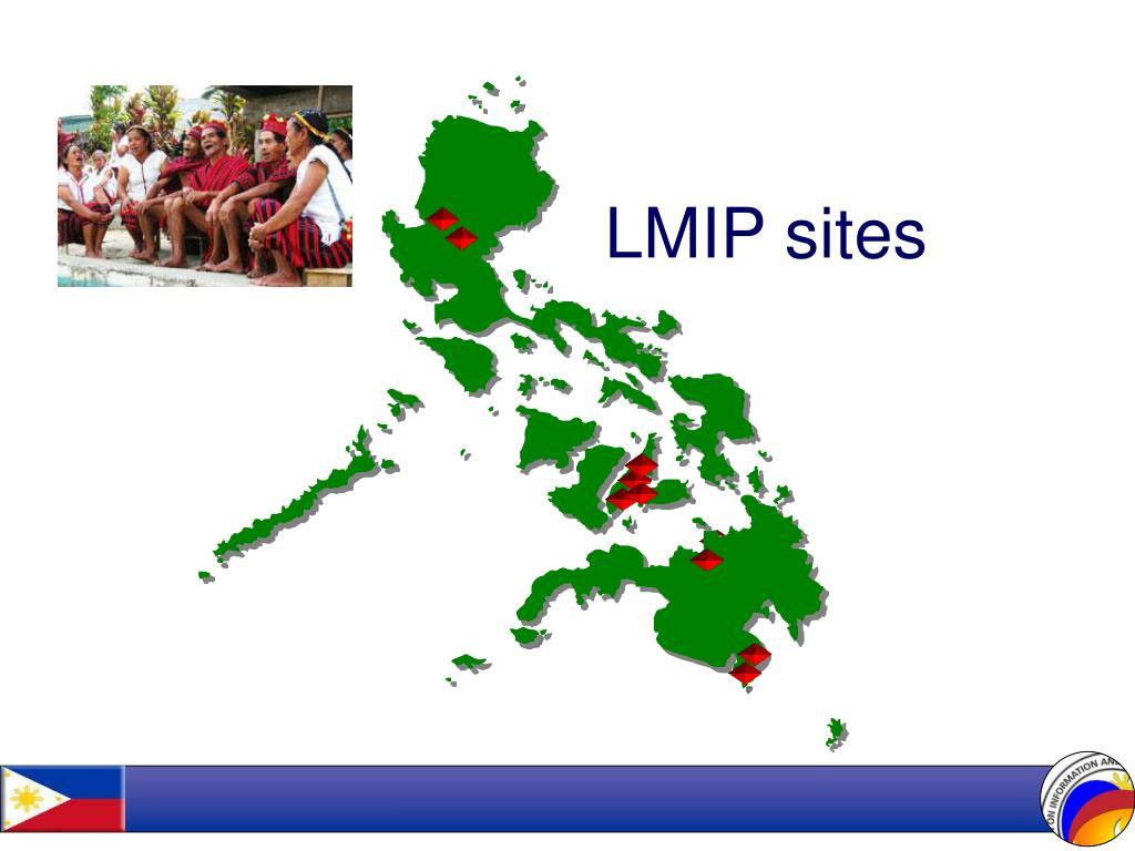 LMIP sites