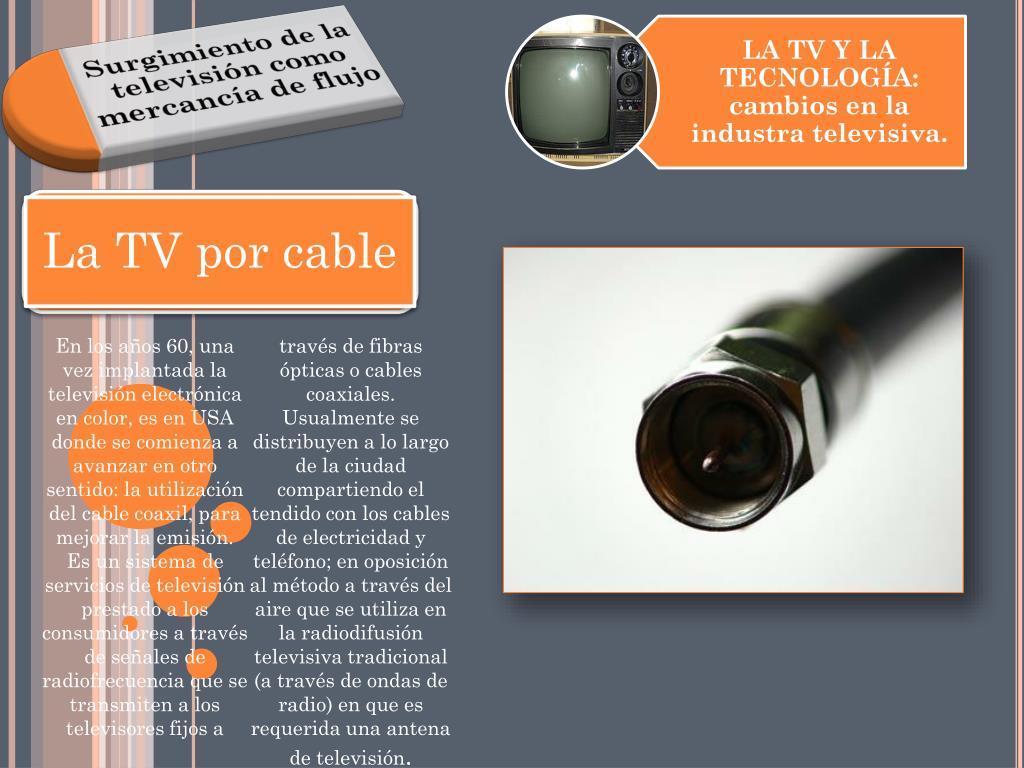 La TV por cable