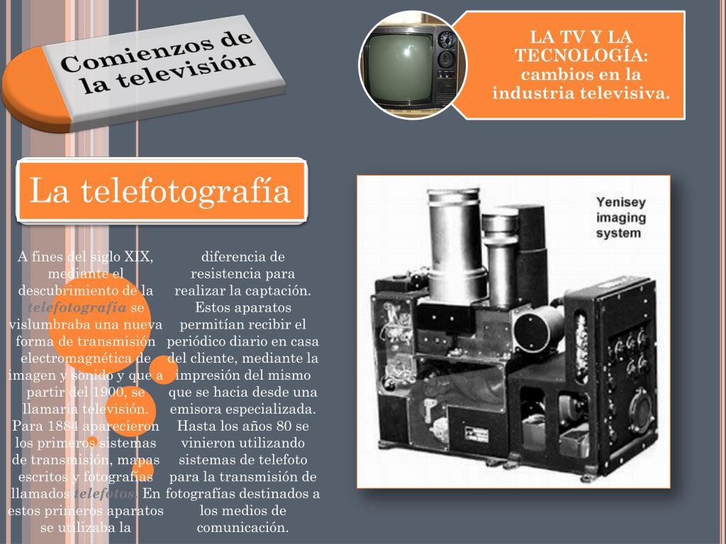 La telefotografía