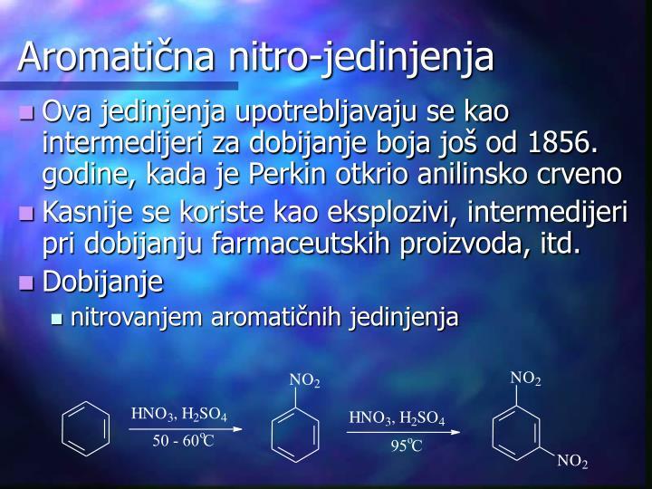 Aromatična nitro-jedinjenja