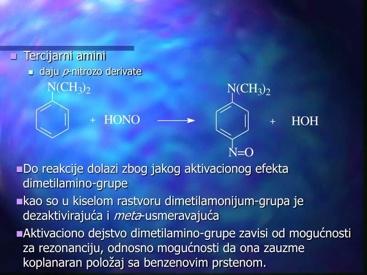 Tercijarni amini