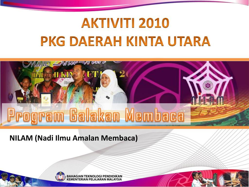 AKTIVITI 2010