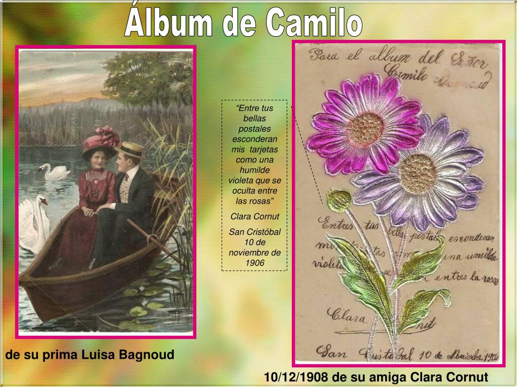 Álbum de Camilo