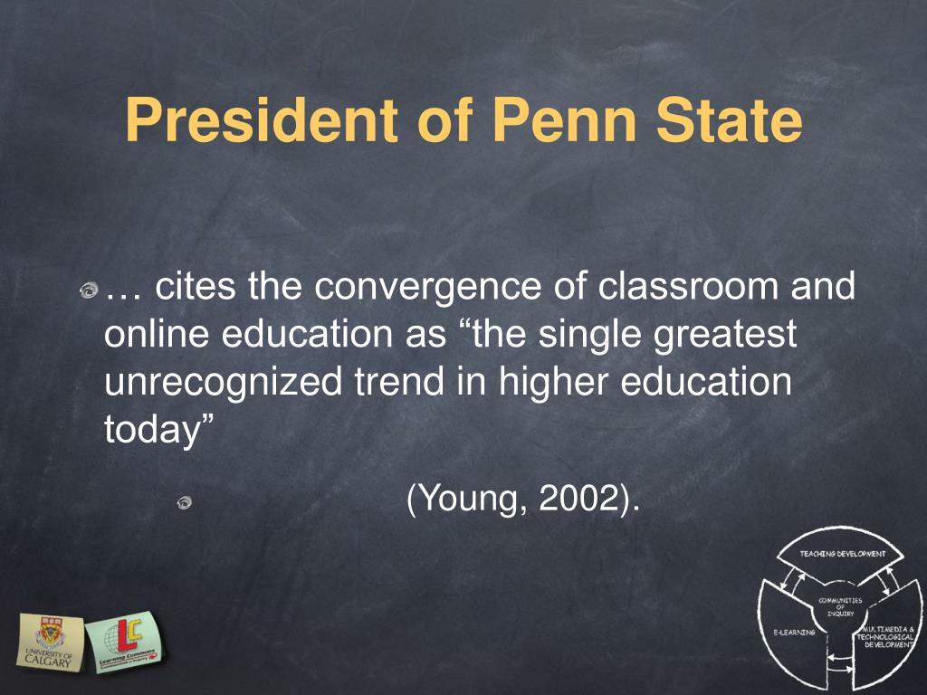 President of Penn State