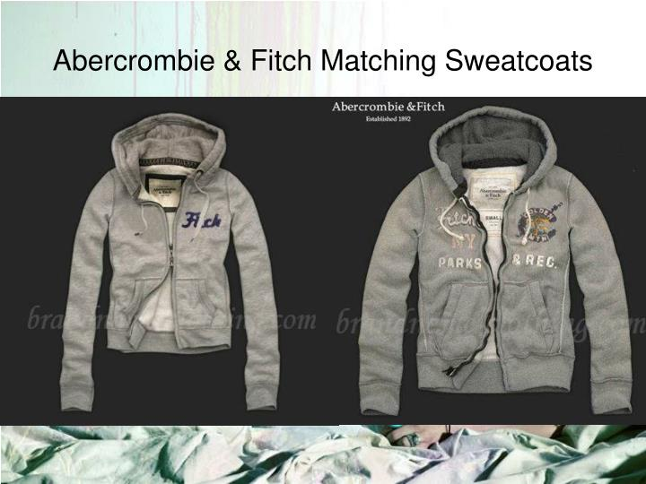 Abercrombie fitch matching sweatcoats2