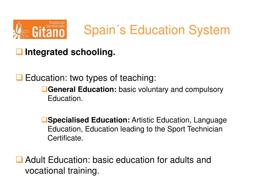 Spain´s Education System