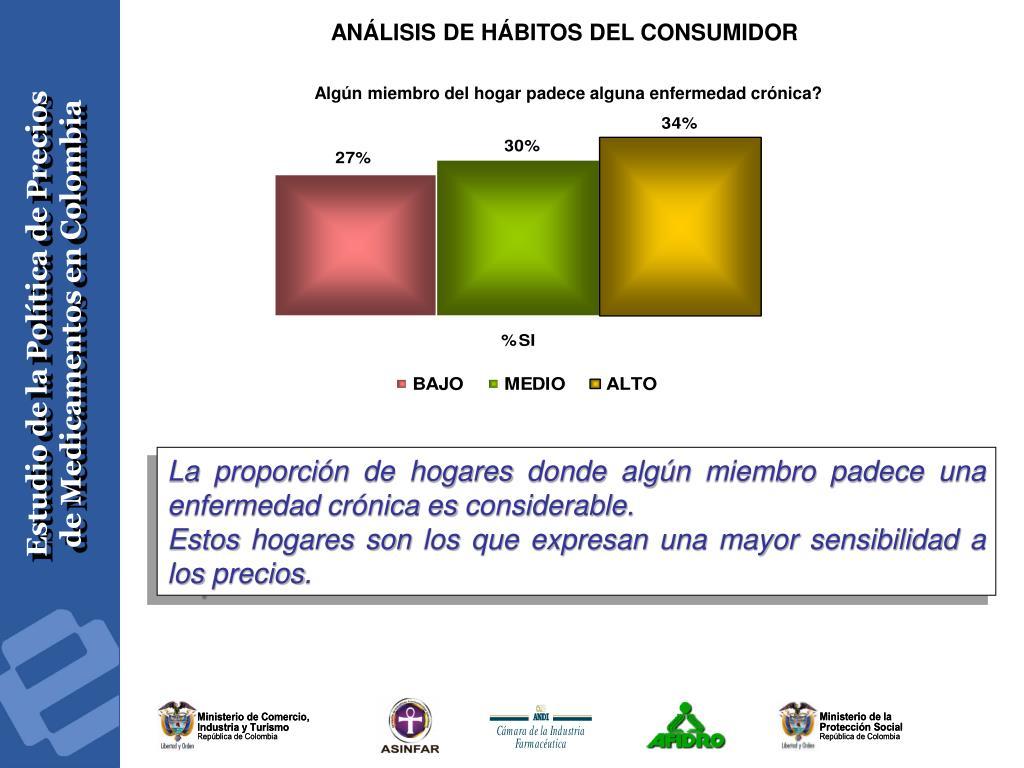 ANÁLISIS DE HÁBITOS DEL CONSUMIDOR