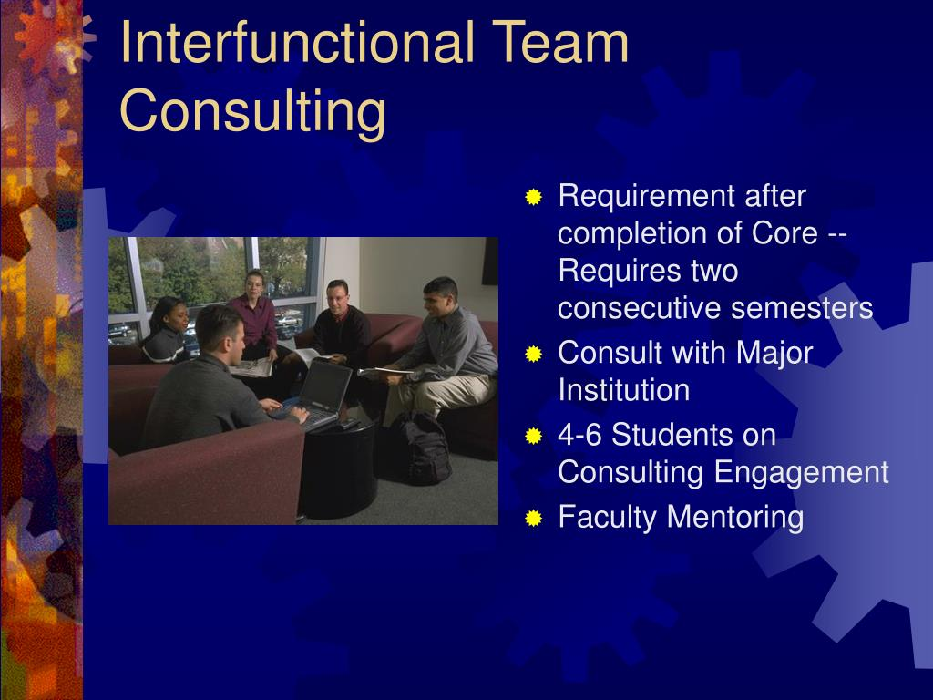 Interfunctional Team Consulting