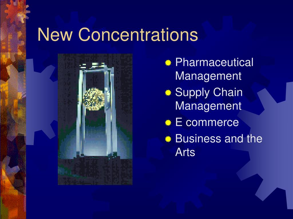 New Concentrations