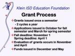 klein isd education foundation10