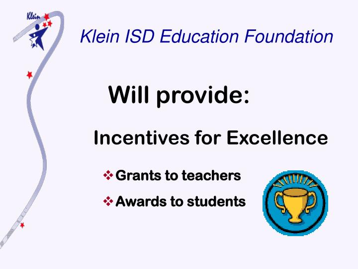 Klein isd education foundation3