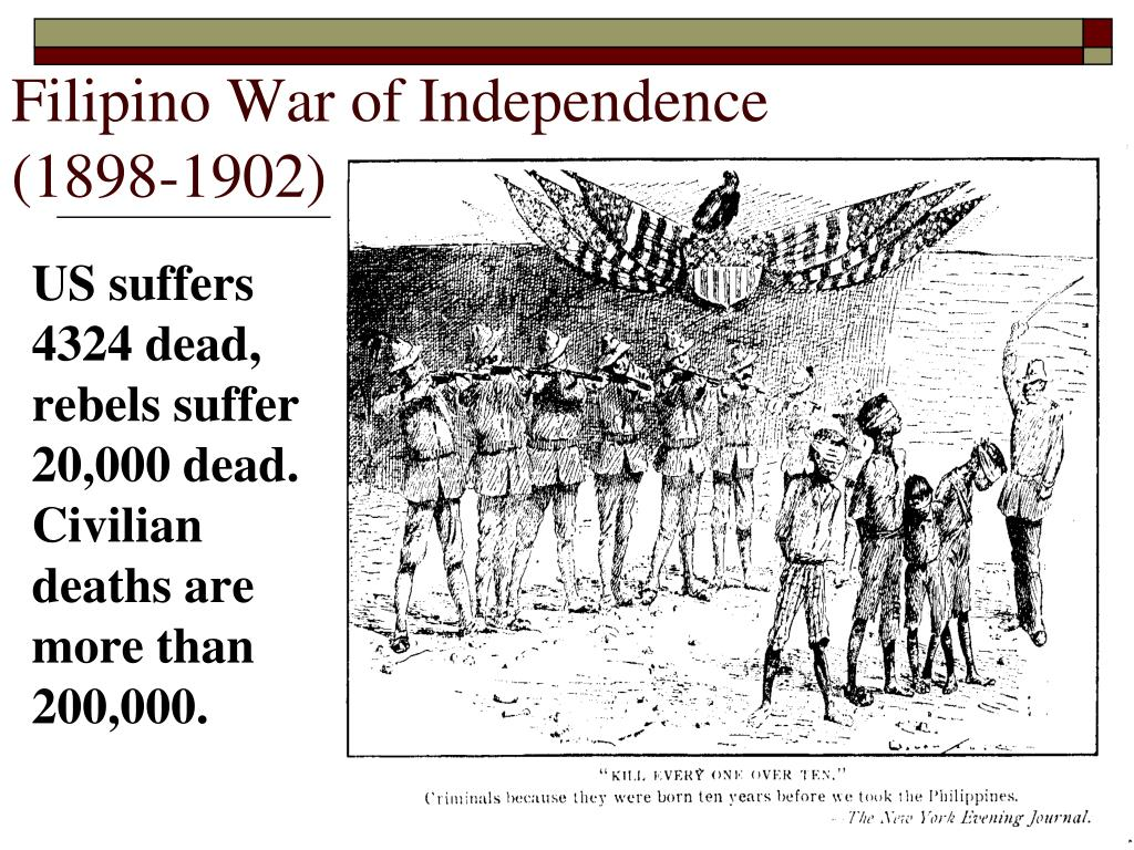 Filipino War of Independence