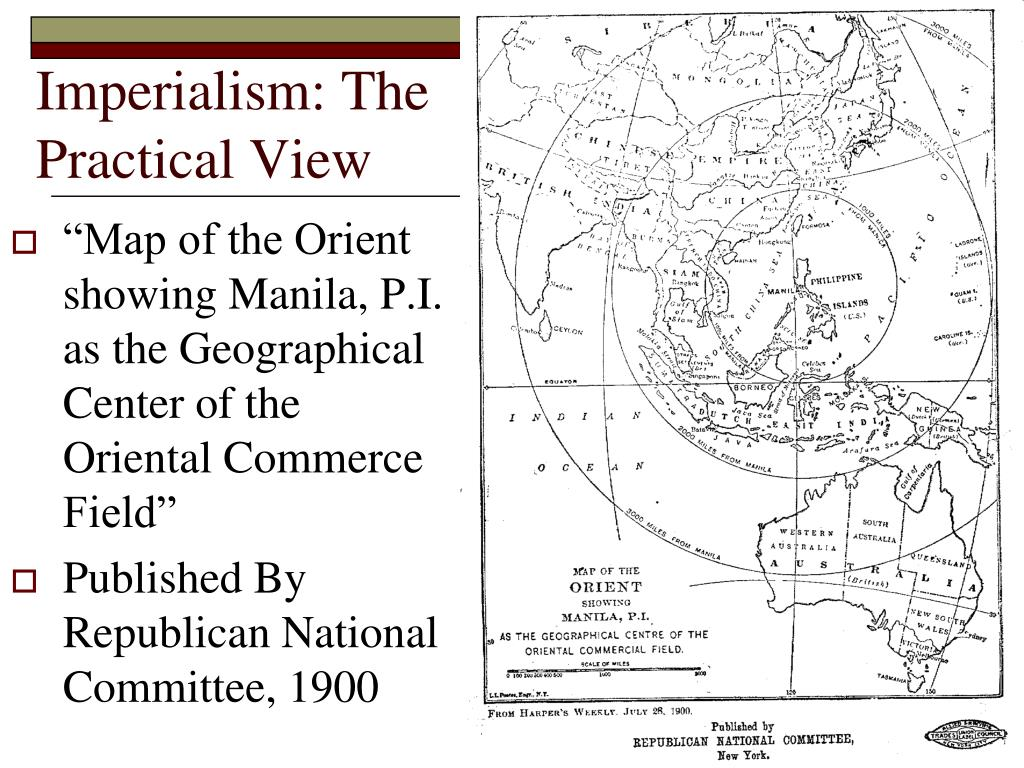 Imperialism: The Practical View