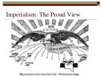 imperialism the proud view