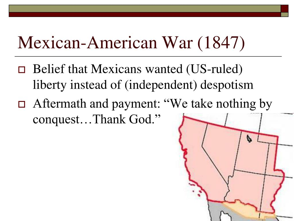 Mexican-American War (1847)