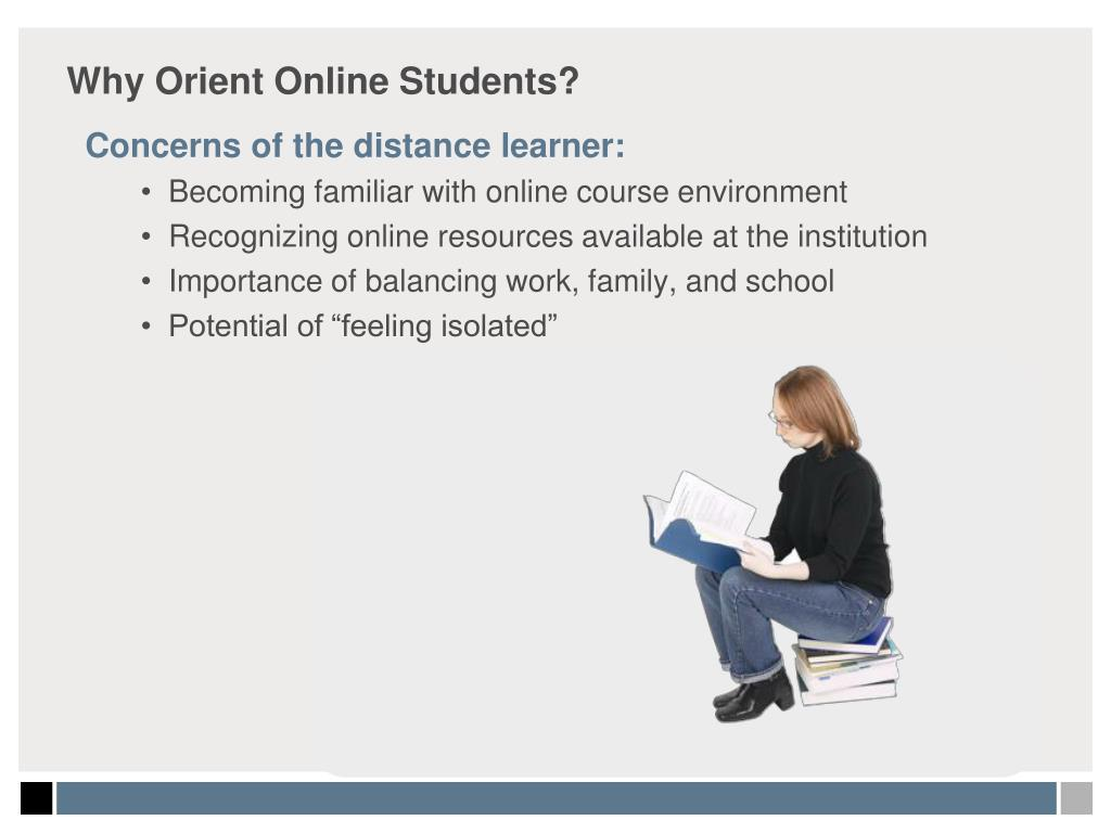 Why Orient Online Students?