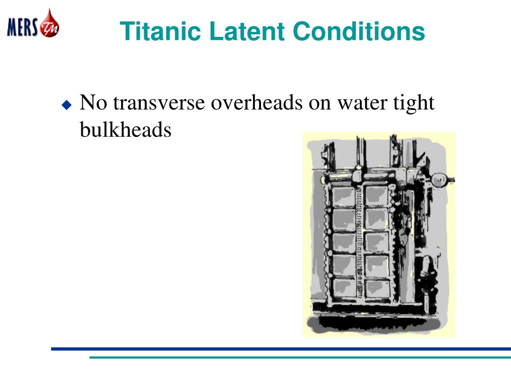 Titanic Latent Conditions