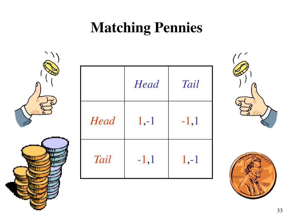 Matching Pennies