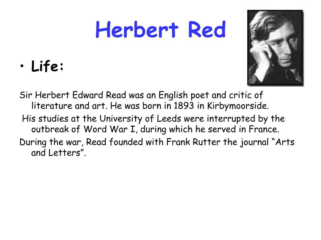 Herbert Red