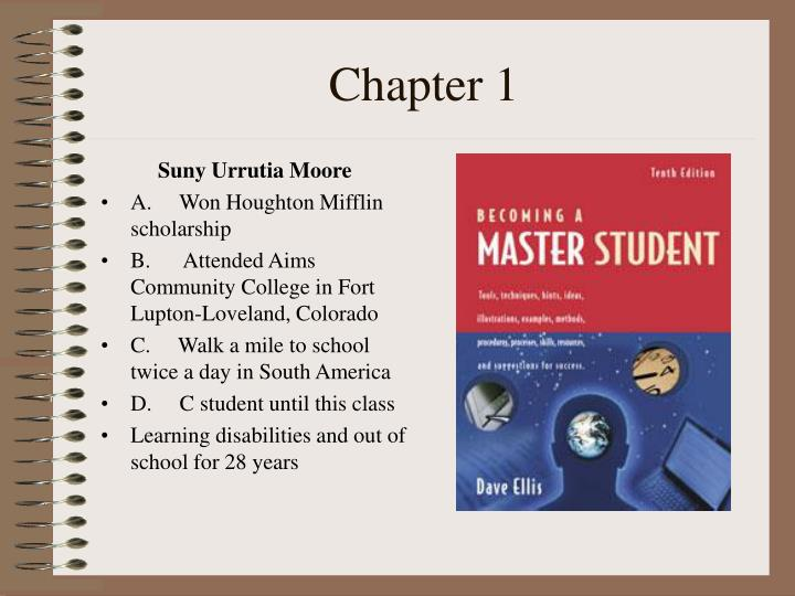 Chapter 1