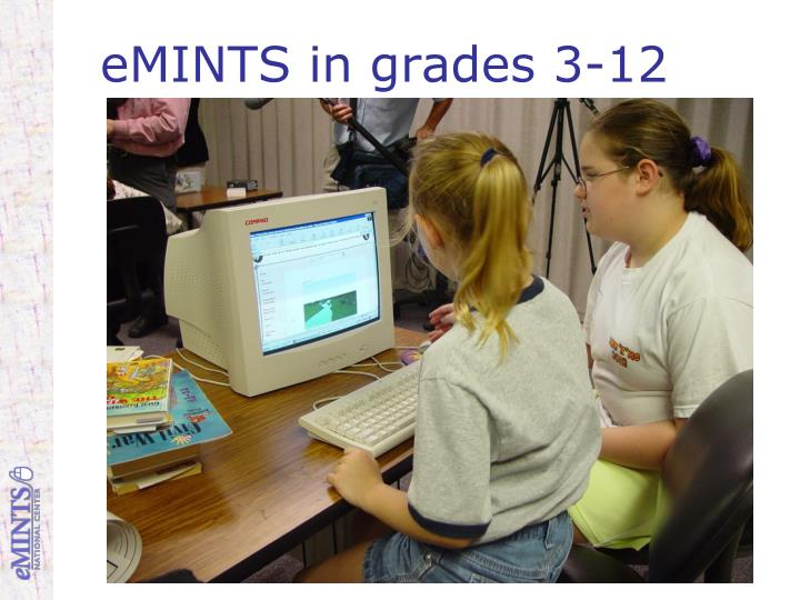 eMINTS in grades 3-12
